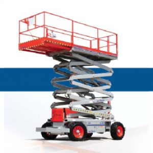Outdoor Rough Terrain Scissor Lifts Archives | BRC Rentals